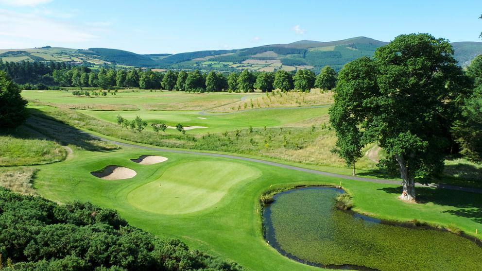 Golf Digest Tournament comes to Powerscourt