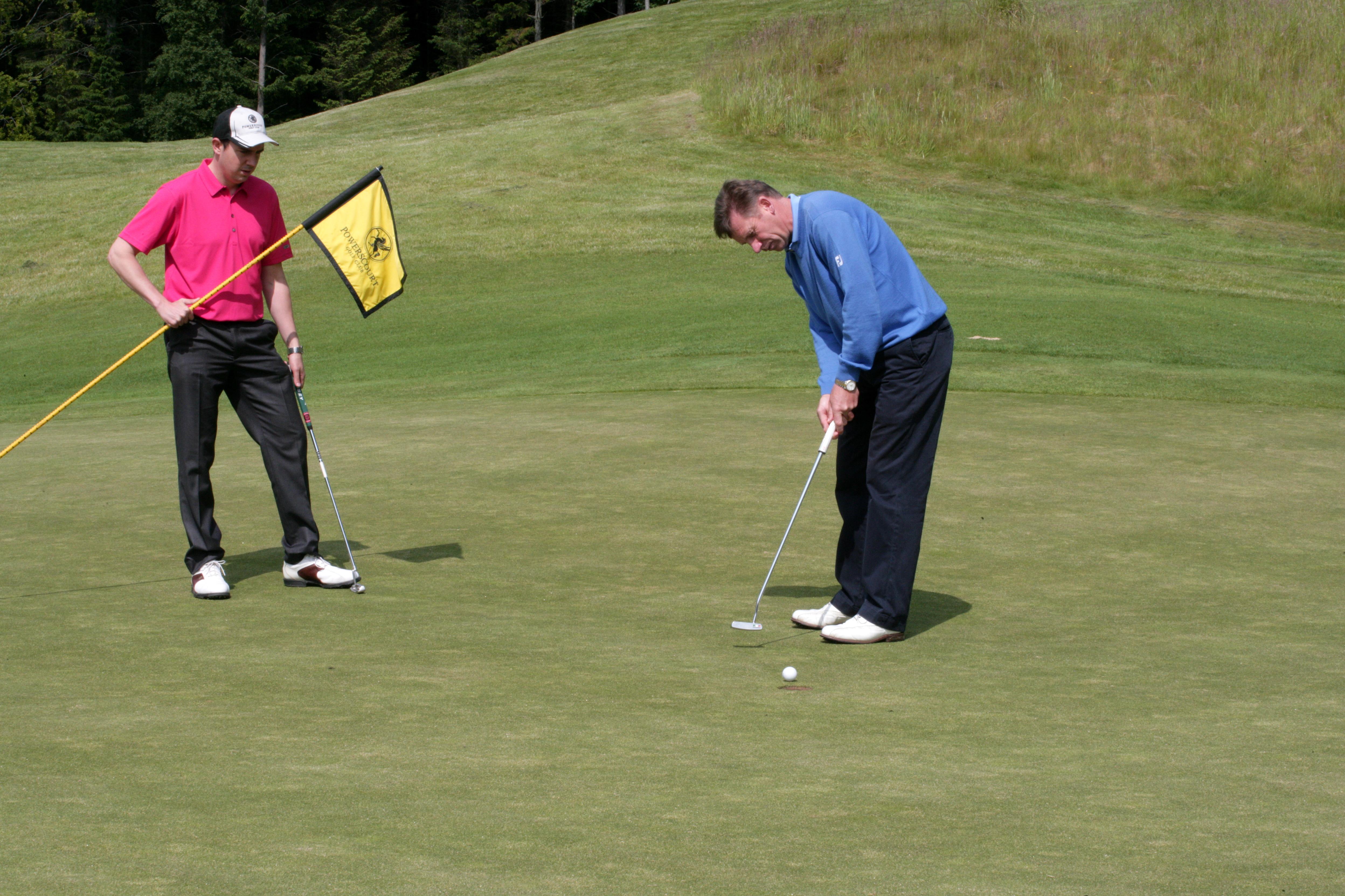 Golf Powerscourt