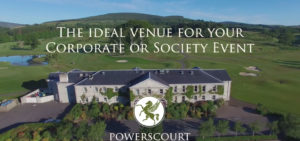 Powerscourt Golf Club video