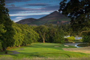 West Golf Course at Powerscourt Golf Club