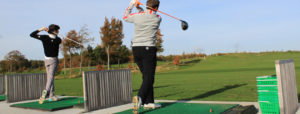 Practice Facilities Powerscourt Golf Club