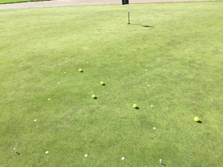 Be Positive about NOT 3 Putting
