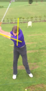 The Backswing Power Feeling