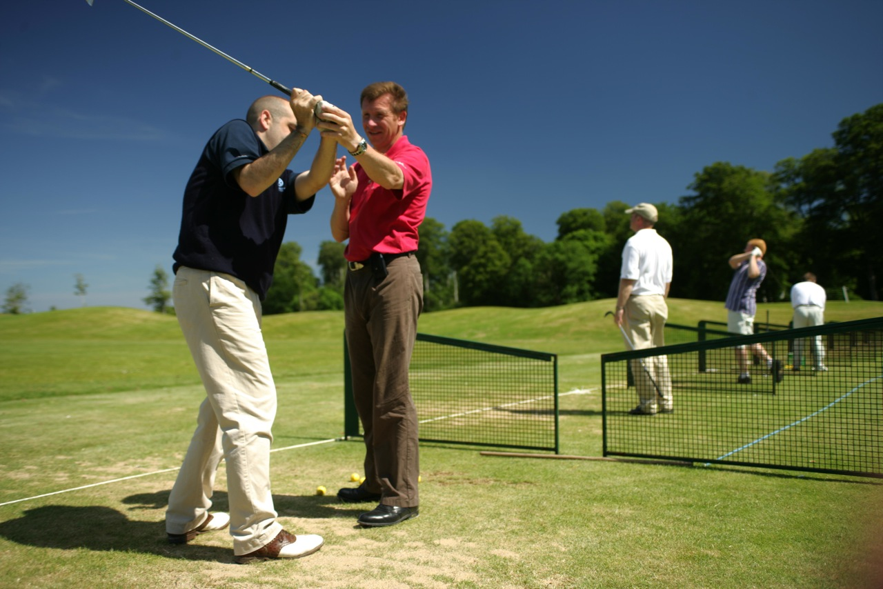 Perfect Your Alignment – Golf Pro Paul Thompson's Tip of the Week