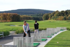 Learn Golf at Powerscourt Golf Club Ireland
