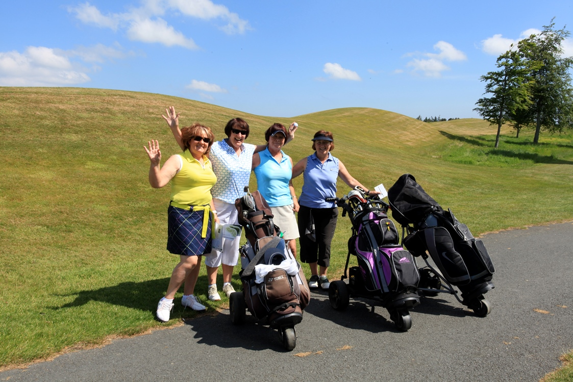 Ladies 9 Hole, 2 Ball Rumble at Powerscourt Golf Club