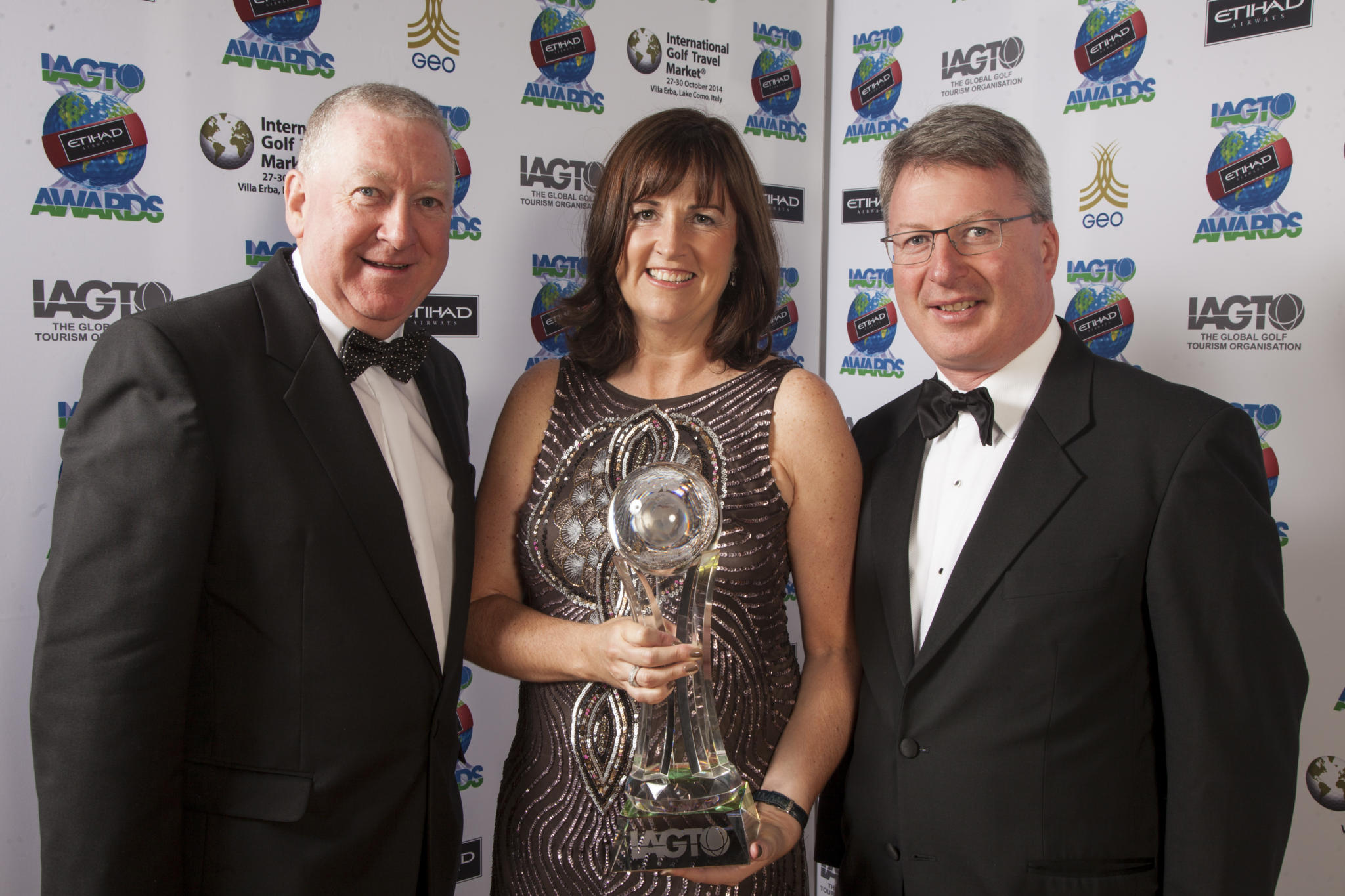 Powerscourt Golf Club among winners  of 'European Golf Destination of the Year'